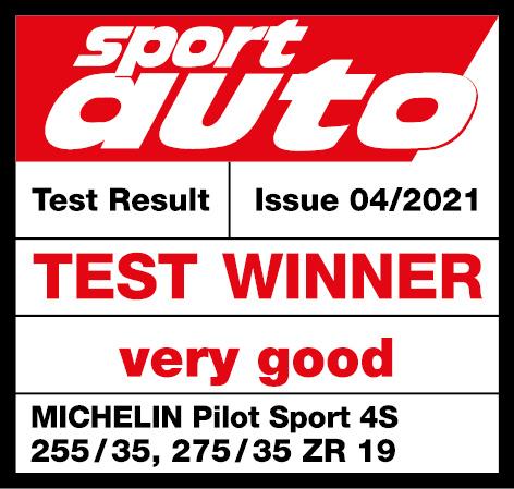 MICHELIN PILOT SPORT 4 S   Sport Auto