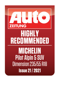 MICHELIN PILOT ALPIN 5 SUV | AutoZeitung
