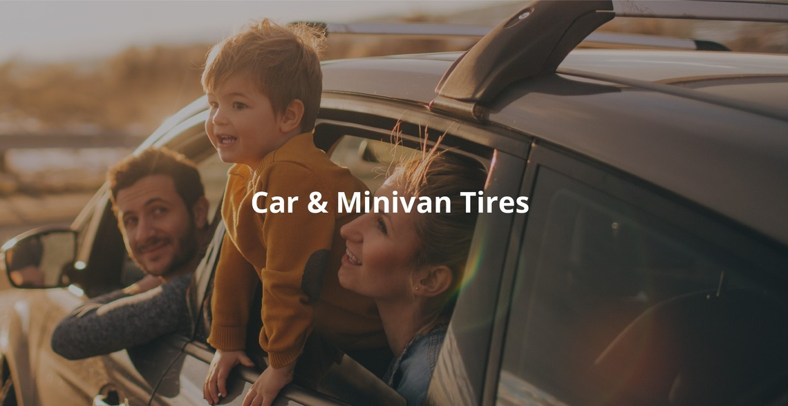 car minivan tires