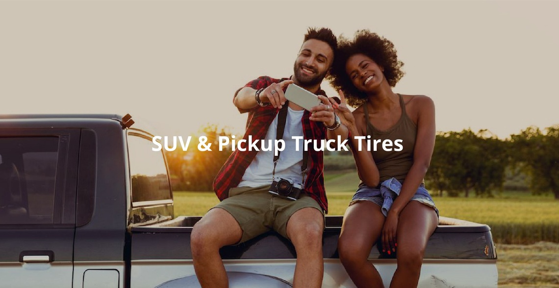 suv pickup truck