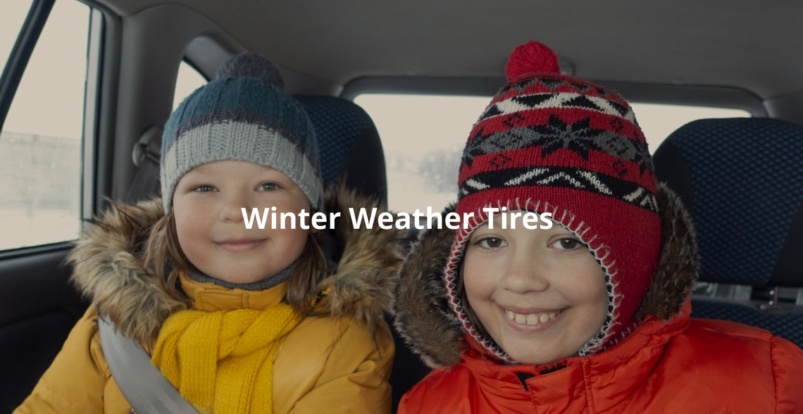 winter weather tires